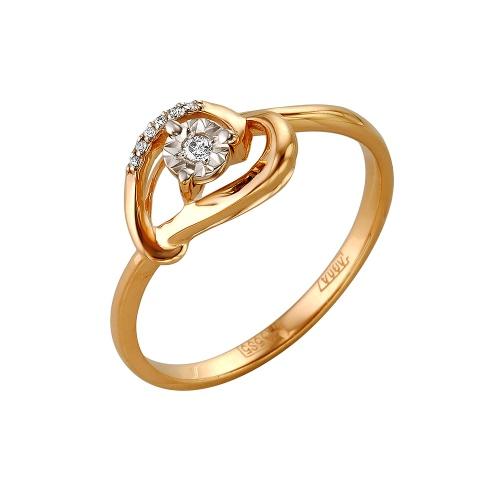 Золотое кольцо Бриллиант арт. 1-105-142/5 1-105-142/5