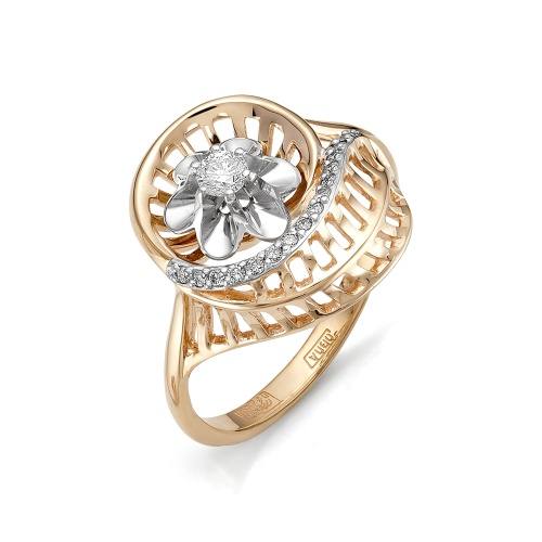 Золотое кольцо Бриллиант арт. 1-105-461 1-105-461
