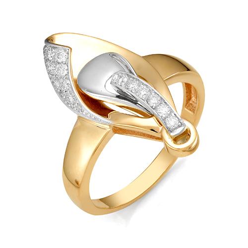Золотое кольцо Бриллиант арт. 1-105-540 1-105-540