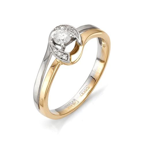 Золотое кольцо Бриллиант арт. 1-105-600 1-105-600