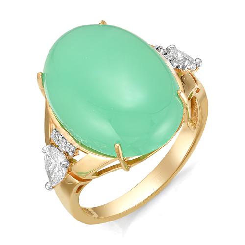 Золотое кольцо Бриллиант и Прочие арт. 1-105-814 1-105-814