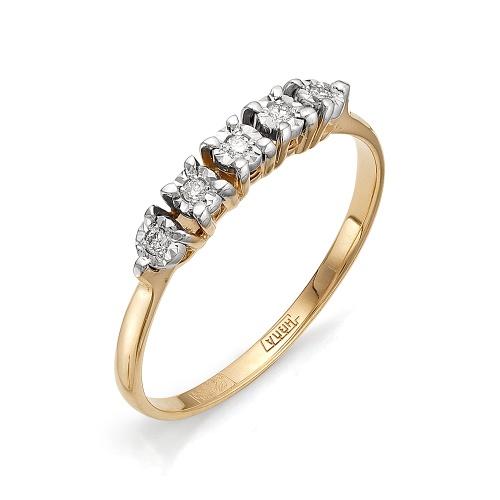 Золотое кольцо Бриллиант арт. 1-105-486 1-105-486