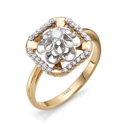Золотое кольцо Бриллиант арт. 1-105-502 1-105-502