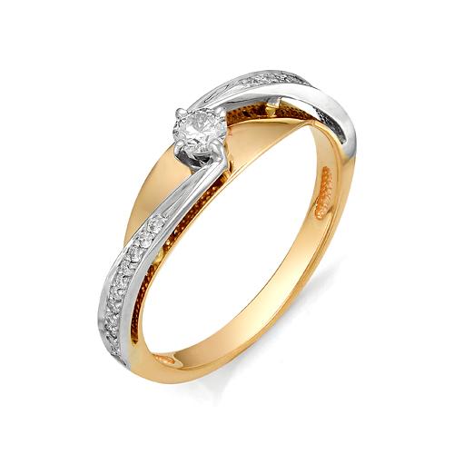 Золотое кольцо Бриллиант арт. 1-105-623 1-105-623