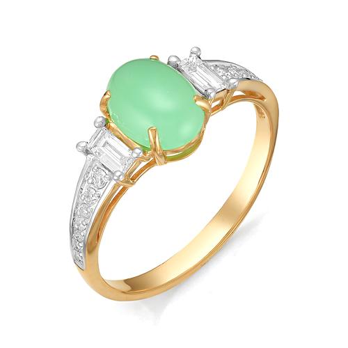 Золотое кольцо Бриллиант и Прочие арт. 1-105-816 1-105-816