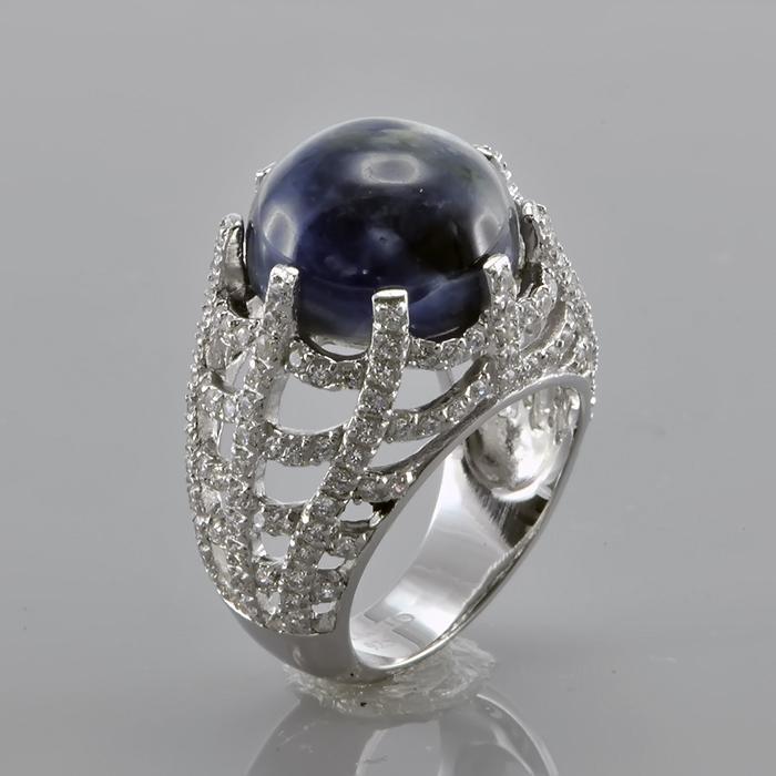 Серебряное кольцо Фианит арт. r907049 r907049