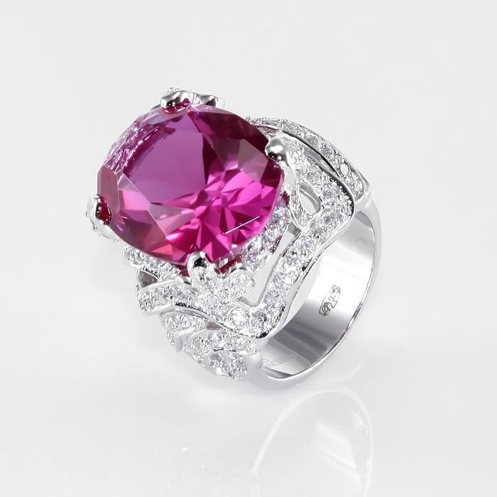 Серебряное кольцо Фианит арт. r903428-a r903428-a
