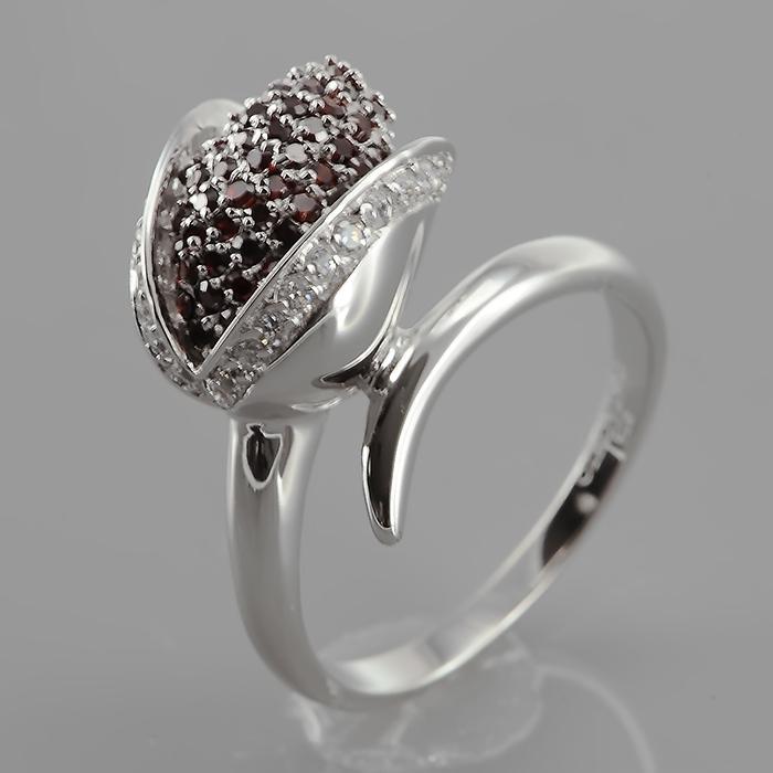 Серебряное кольцо Фианит арт. r906749d r906749d