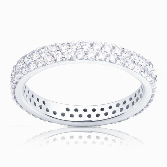 Серебряное кольцо Фианит арт. 04083 04083