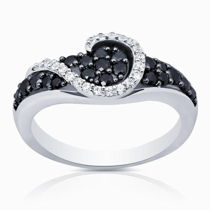 Серебряное кольцо Фианит арт. 04107 04107