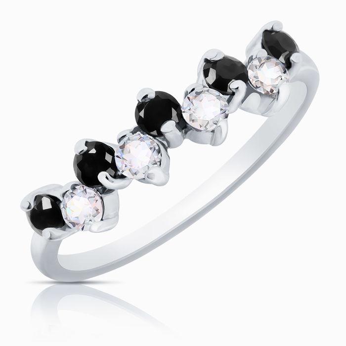 Серебряное кольцо Фианит арт. 00116 00116