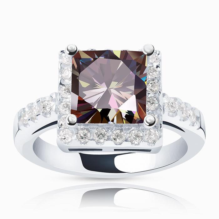 Серебряное кольцо Фианит арт. 00680 00680