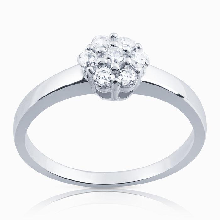 Серебряное кольцо Фианит арт. 04815 04815