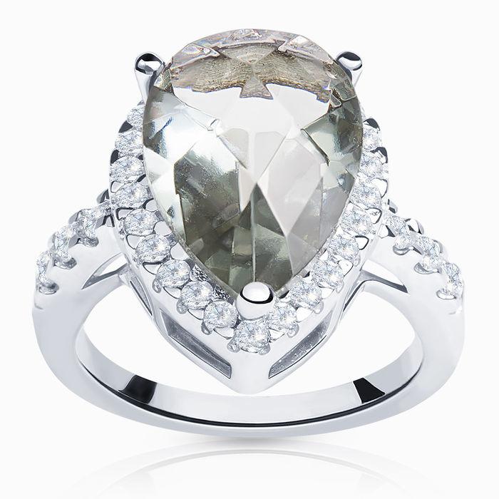 Серебряное кольцо Фианит арт. 00634 00634