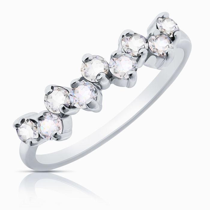 Серебряное кольцо Фианит арт. 00114 00114