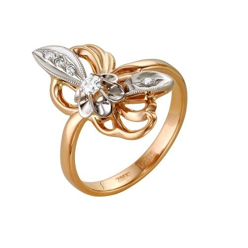 Золотое кольцо Бриллиант арт. 1-104-592/1 1-104-592/1