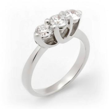Серебряное кольцо Фианит арт. у15к150120 у15к150120