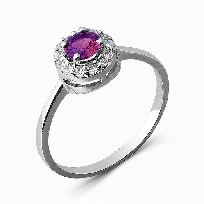 Серебряное кольцо Прочие и Фианит арт. 05376 05376