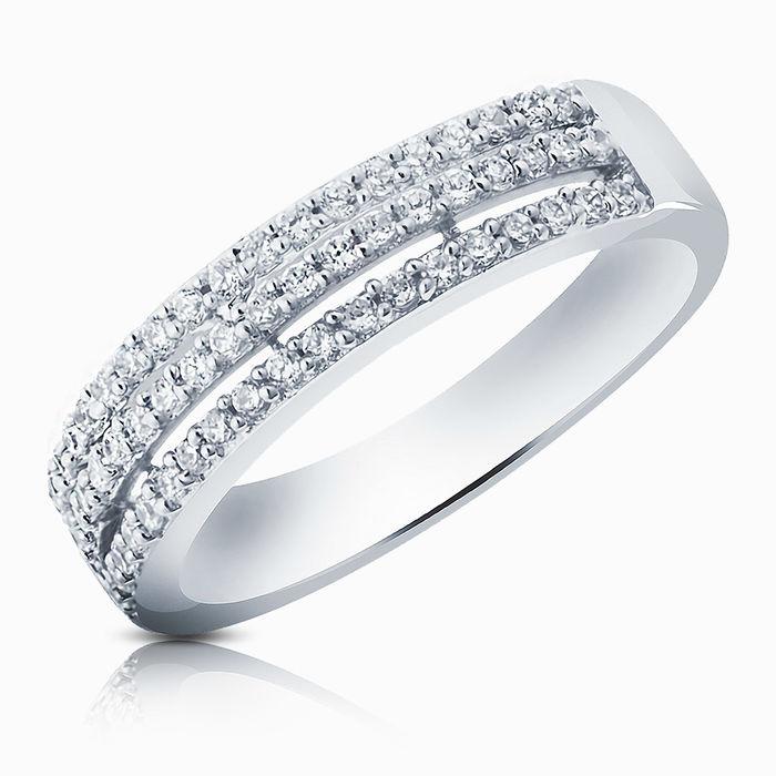 Серебряное кольцо Фианит арт. 02612 02612