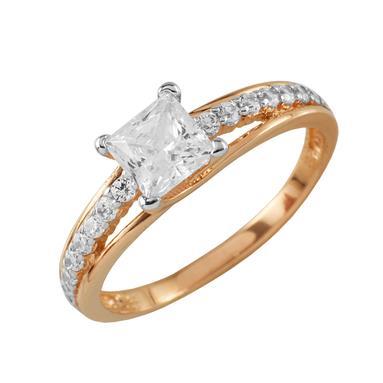 Золотое кольцо Фианит арт. 3437 3437