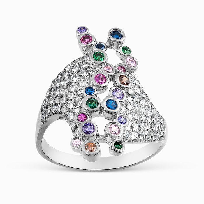 Серебряное кольцо Фианит арт. 05734 05734
