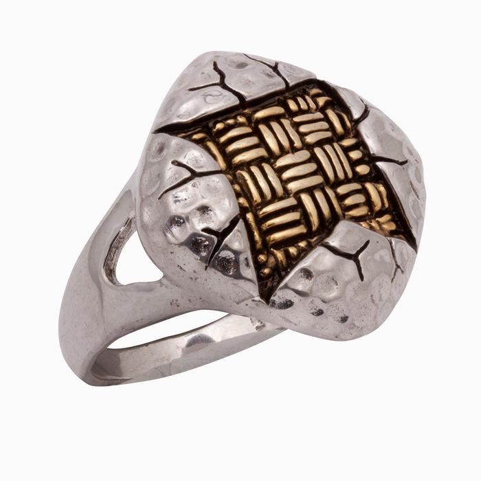 Серебряное кольцо Без вставки арт. 01563 01563
