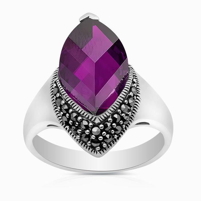Серебряное кольцо Прочие и Фианит арт. 05595 05595