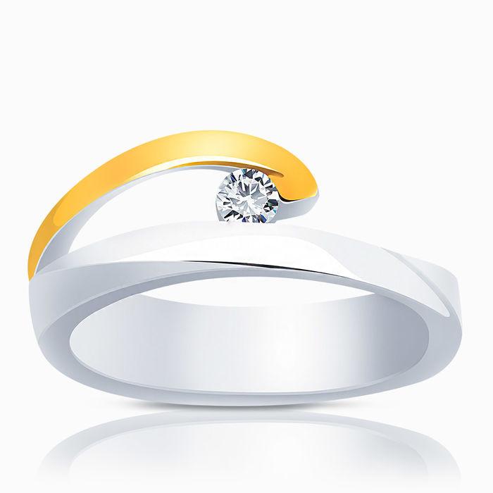 Серебряное кольцо Фианит арт. 02420 02420