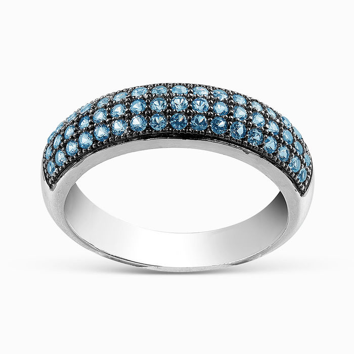 Серебряное кольцо Фианит арт. 05770 05770