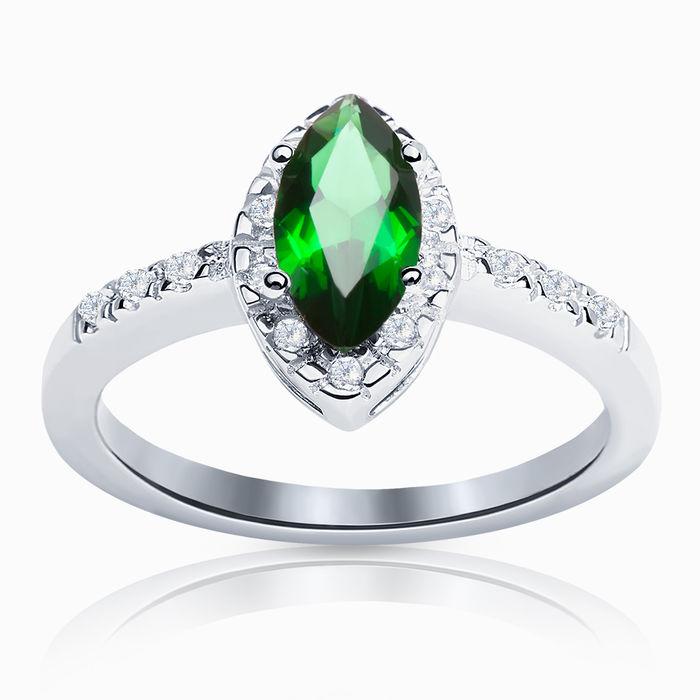 Серебряное кольцо Фианит арт. 00575 00575