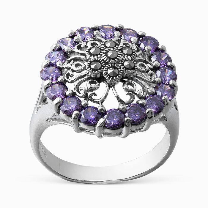 Серебряное кольцо Прочие и Фианит арт. 05548 05548