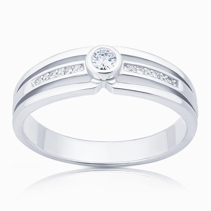 Серебряное кольцо Фианит арт. 04319 04319