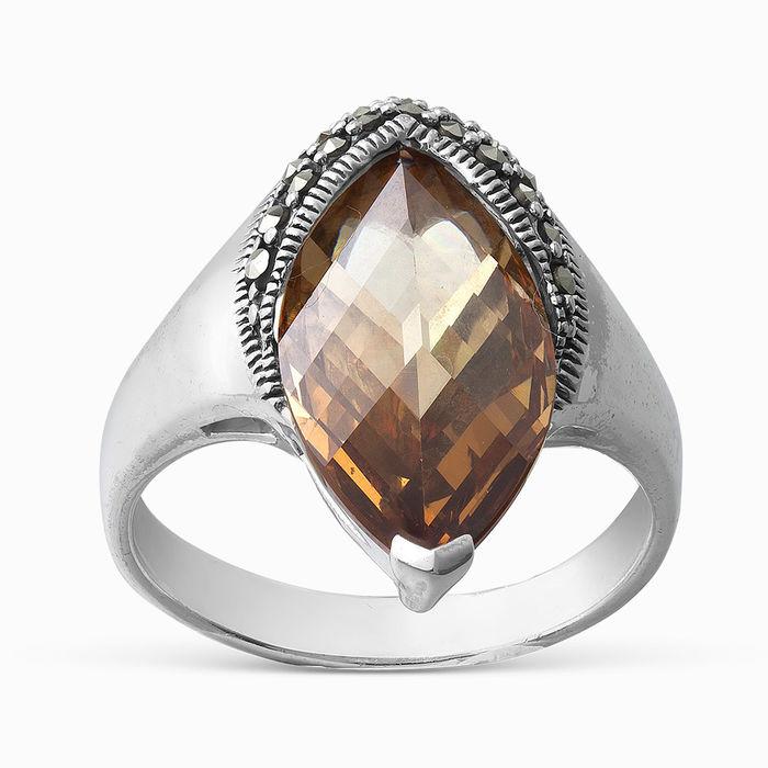 Серебряное кольцо Прочие и Фианит арт. 05597 05597