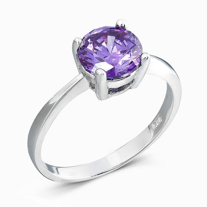 Серебряное кольцо Фианит арт. 00748 00748