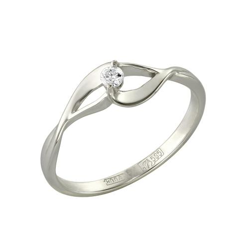 Золотое кольцо Бриллиант арт. 1-105-465 1-105-465