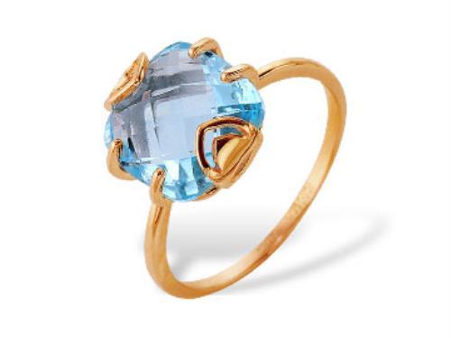 Золотое кольцо Топаз арт. 1180237 1180237