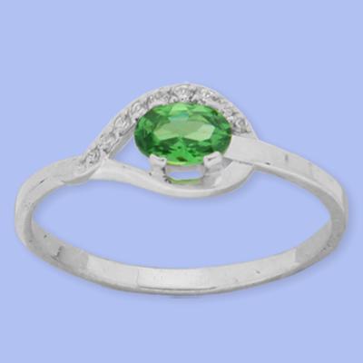 05010960-6 Серебряное кольцо