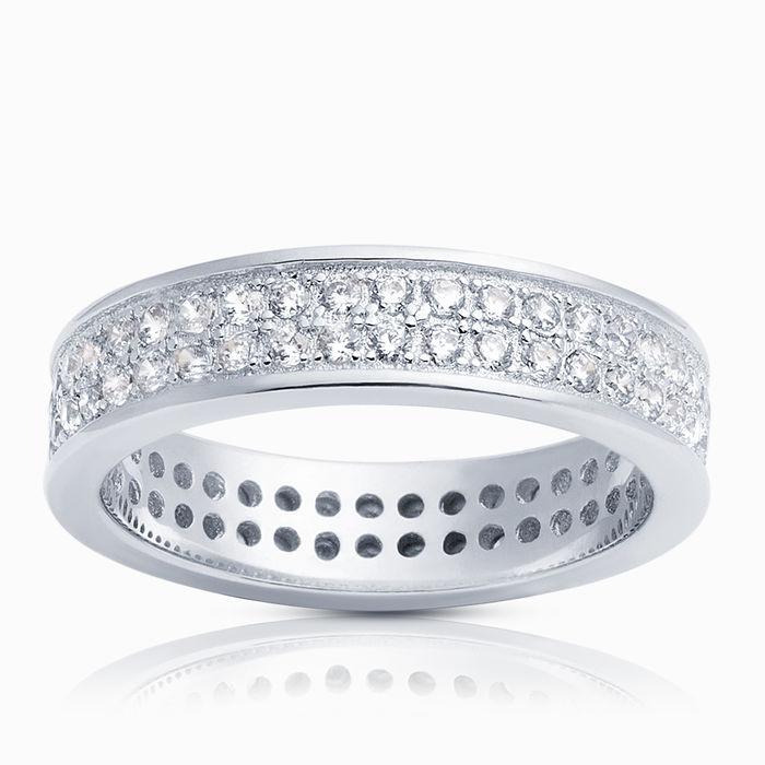 Серебряное кольцо Фианит арт. 02556 02556