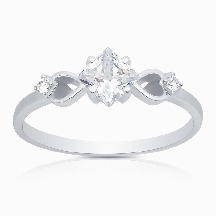 Серебряное кольцо Фианит арт. 06145 06145