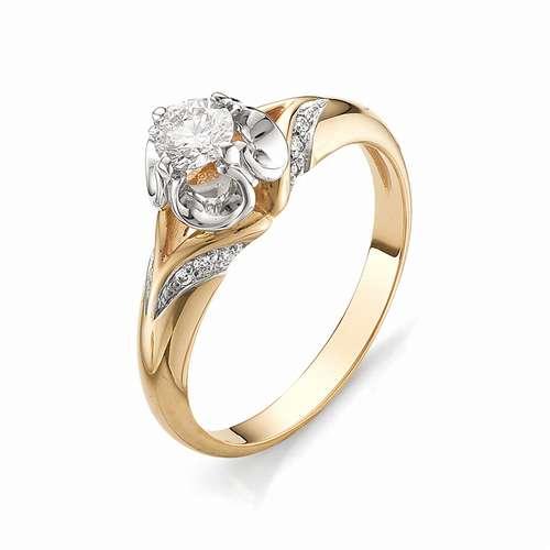 11163-100 Золотое кольцо