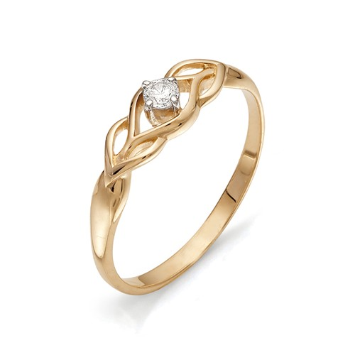 11318-100 Золотое кольцо