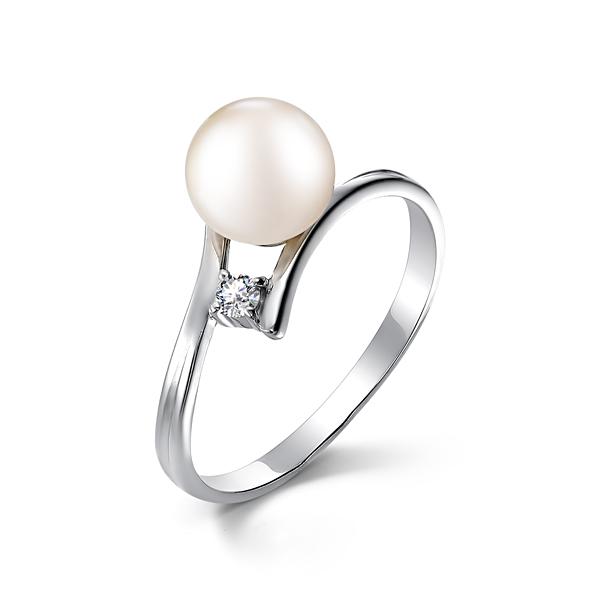 27019S1 Серебряное кольцо