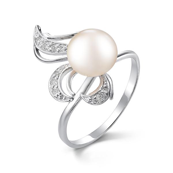 27046S1 Серебряное кольцо