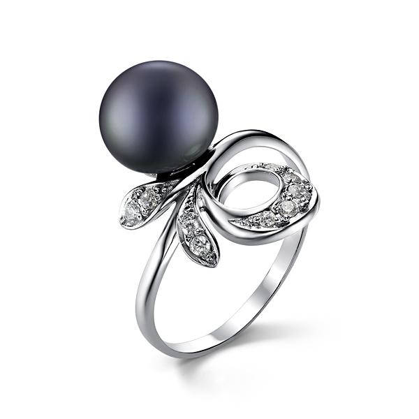 27391S5 Серебряное кольцо