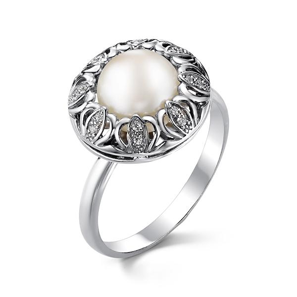 51393S1 Серебряное кольцо