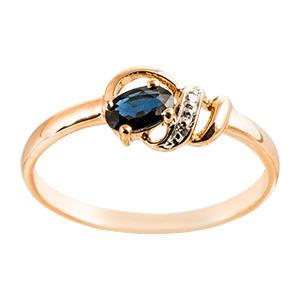 к10839р Золотое кольцо