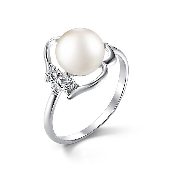 27686S5 Серебряное кольцо