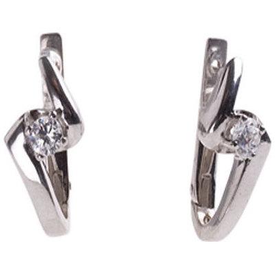 4к-546-04 Серебряное кольцо