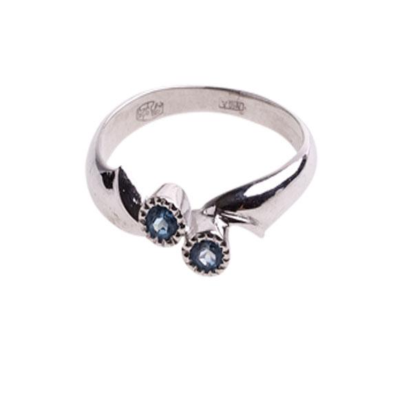 Серебряное кольцо Топаз арт. 4к-5278-04 4к-5278-04