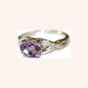 4к-746-05 Серебряное кольцо